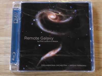 2L Remote Galaxy Flint Juventino Beppe PURE AUDIO BLU-RAY DISC SEALED HP AUCTION