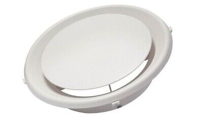 "ABS Round Diffuser 8"" 10"" 12"" Neck Outlet Vent Grill Brand New Air Conditioner"