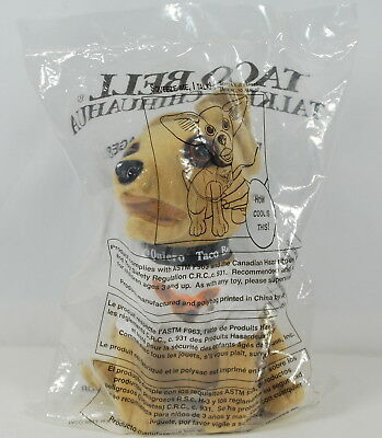 Taco Bell Talking Dog Chihuahua How Cool Is This Works Unopened 6 Inches