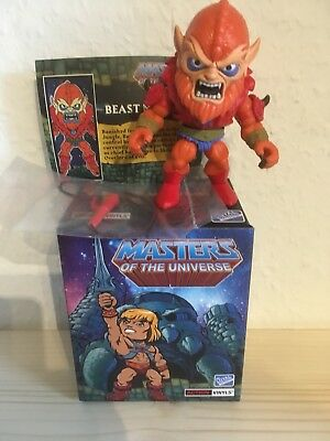 MOTU Masters Of The Universe The Loyal Subjects Beast Man
