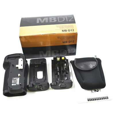 MB-D12 Battery Pack Grip For Nikon D800 D800E D810E D810 EN- EL15& AA USA
