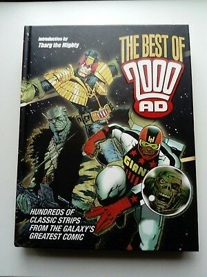 THE BEST OF 2000 AD Graphic Novel.