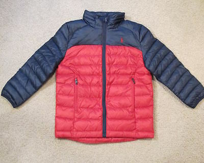 Youth (Boys) Size 6 Polo Ralph Lauren Down Filled Puffer Coat / Jacket - NWT