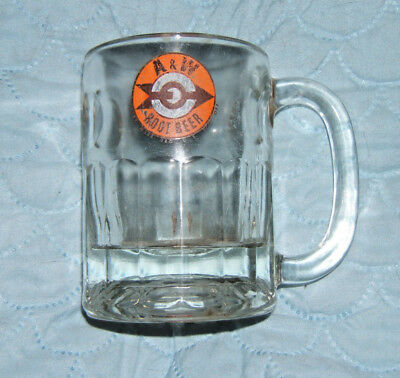 """Very Old A&W Mug, 3 3/4"""" x 4 1/2"""", Perfect Condition!"""
