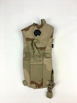 Camelbak Thermobak 3L 100oz Military Hydration Pack Only DCU Desert Camouflage