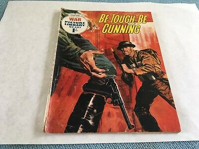 War Picture Library comic No 207 Be Tough Be Cunning