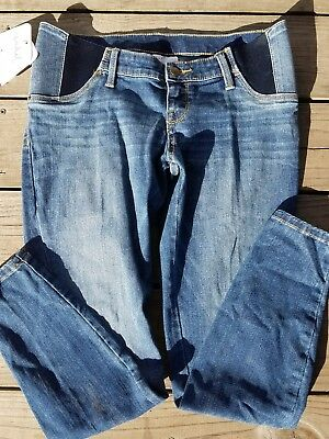 Nwt.ingrid isabel maternity jegging with side panels size 4 inseam length 28