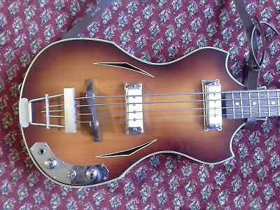 "Klira Violin-Bass ""Twen Star"""