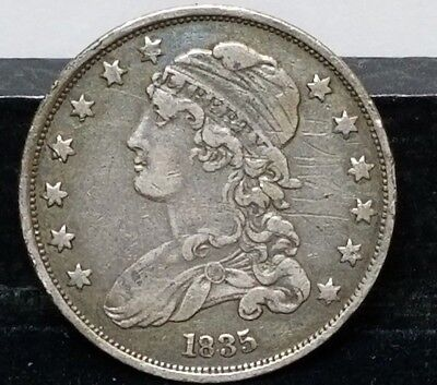 1835 Quarter Dollar 25 Cents