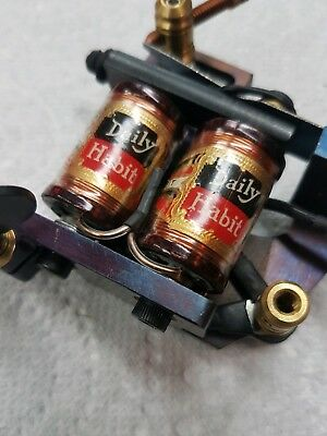 Custom tattoo machine shader  tim hendricks hardware