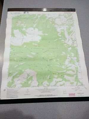 22 USGS Topographic Maps 7.5 minute from New Mexico Gila Forest 1963 - 1981