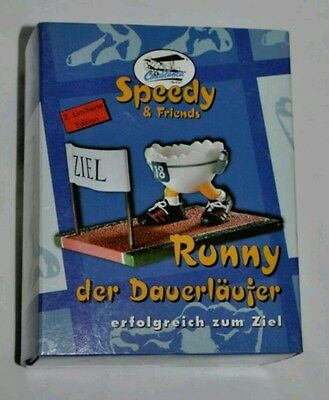 "Casablanca Speedy & Friends Eierbecher 2.limitierte Edition ""Runny"""