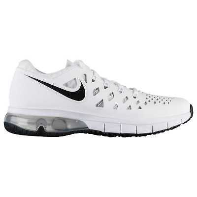 d694beaad3 New Nike Air Trainer 180 Men's Running Training Shoes White Black 916460 100