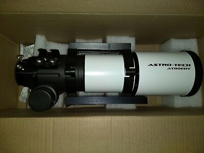 Astro-Tech AT80EDT f/6 ED Triplet Refractor OTA
