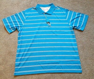 553dc473 NWT Antigua Men's PRF 72 Lite Desert Dry Performance Golf Polo Shirt Size  XXL