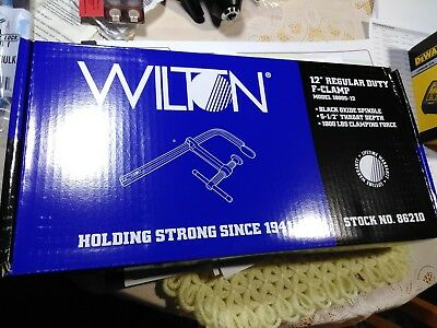 Wilton 86210 Special Duty F Clamp
