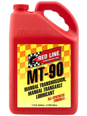 1 x Redline MT-90 75W90 GL-4 Gear Oil 3.785L (50305)