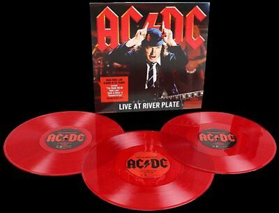 AC/DC Live At River Plate (Vinyl)