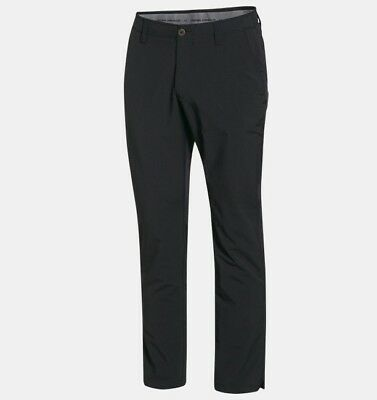 Under Armour Matchplay Taper Pant - black Gr. 40/30