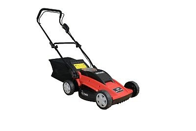 NEW Lawn Mower Cordless Lawnmower Lithium Battery Powered Catcher Electric Start