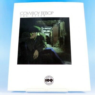 Cowboy Bebop The After Art Book Newtype 100% Collection Anime from Japan