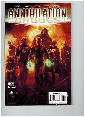 Annihilation Conquest # 6 NM 1st Appearance Of Movie Guardians Of The Galaxy BN1