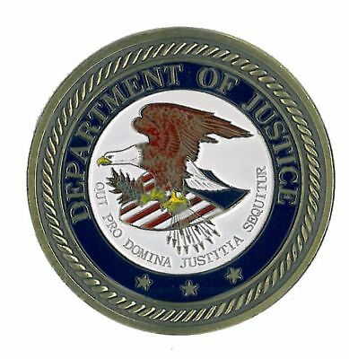 USA: Coin Department of Justice - Saint Michael