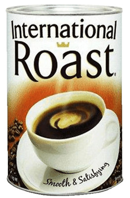Nestle NESCAFE INTERNATIONAL ROAST INSTANT COFFEE 1Kg Tin
