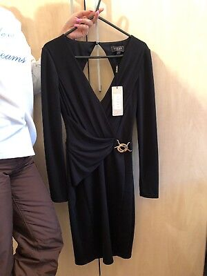 Brand new Lipsy Cocktail Dress Black with tags