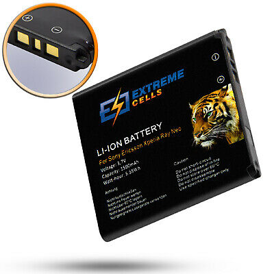 Extremecells Battery for Sony Xperia Tipo ST21i BA700 Battery Pack Battery