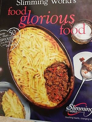Slimming world comfort food collection recipe book 1900 slimming world food glorious food recipe book used good condition forumfinder Choice Image