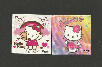 2 Sticker BIP **Hello Kitty** Sanrio