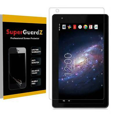 """4X SuperGuardZ Clear Screen Protector Shield For RCA Voyager 7"""" (RCT6773W42BF)"""