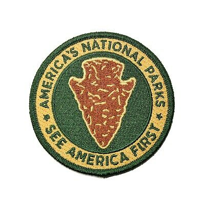 Official America's National Parks * See America First * Patch Arrowhead Park NPS