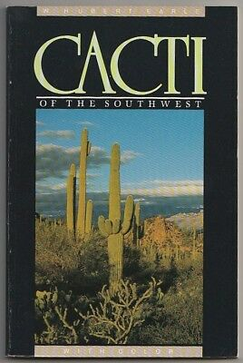 # Earle: Cacti of the Southwest-Revised with Colour # 1980 #  neuwertig #