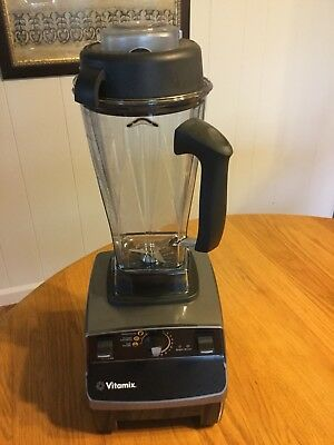 Vitamix pre Programmed Variable Speed Pro Series 500 64oz. Blender