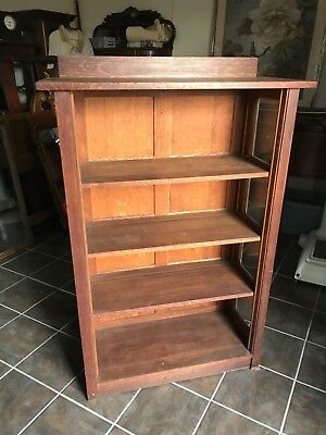 Gustav Stickley cabinet as is pick up north Jersey Mission oak ARTS AND CRAFTS