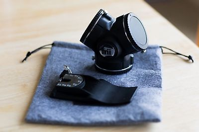AMAZING TriLens for Canon EF by Frii Designs Camera lens holder switcher
