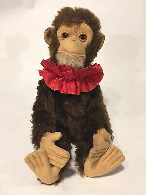 Rare 1950s Schuco Tricky Yes-No Monkey