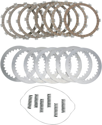 Moose Racing 1131-1856 Complete Clutch Kit with Gasket