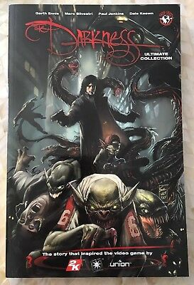 The Darkness Ultimate Collection Silvestri, Garth Ennis! Top Cow