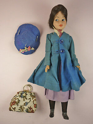 Horsman Mary Poppins Doll With Clothing