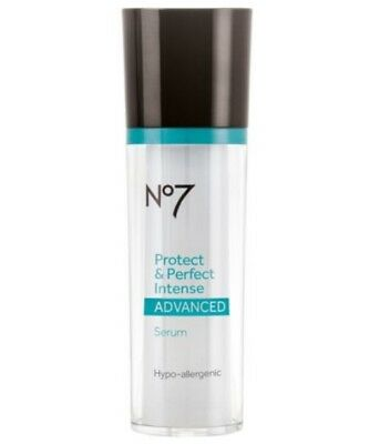 No7 Protect & Perfect Intense ADVANCED Serum Pump 30ml