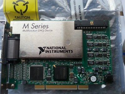 National Instruments NI PCI-6289 32-channel Multifunction I/O DAQ Card 779111-01