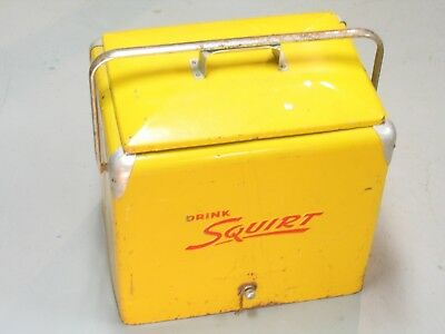 Vintage Collectible Squirt Soda Cooler Louisville KY