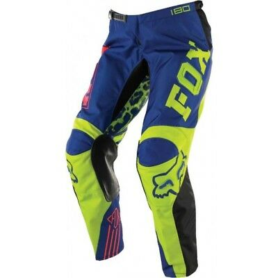 Fox Kids Girls 180 PeeWee MX Motocross Pant Size 5 from Westside Motorcycles