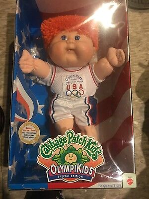 1996 Cabbage Patch Olympickids SPECIAL EDITION