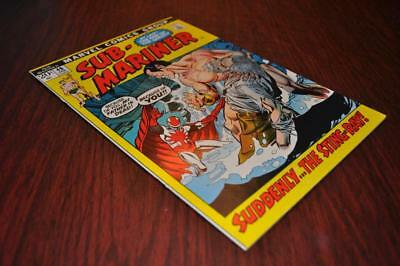 ** SUB-MARINER 46 20c NM 9.4++ Sting Ray Frame Cover GLOSSY ESTATE SALE **