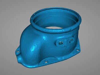 3d Scanning, CAD and CMM Services