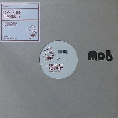 "Care In The Community ‎- A1 Damage Control B1 My Loose Tooth 12"" Vinyl"